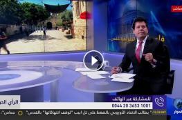سعودي في مداخلة تلفزيونية: لن ننصر الأقصى من أجل حماس وقطر