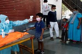 الهند.. رقم قياسي جديد في الإصابة اليومية بكورونا والحصيلة تتجاوز 170 ألفا