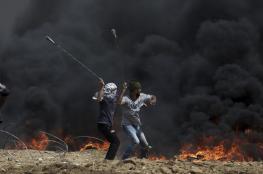 """اسوشيتد برس: احتجاجات عالمية على وصف ترامب للحجارة الفلسطينية في غزة على أنها """"بنادق"""""""