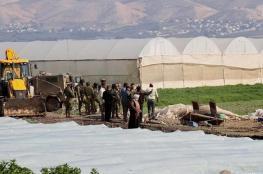 Israel Evacuates 21 Palestinian Families in Jordan Valley