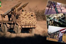"""16 عاما لإطلاق """"صاروخ القسام"""" الأول في تاريخ المقاومة الفلسطينية"""