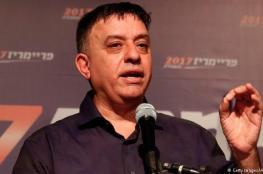 رئيس المعسكر الصهيوني: حماس هي من قررت موعد استقالة ليبرمان