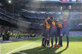 برشلونة يفقد نجمه أمام تشيلسي