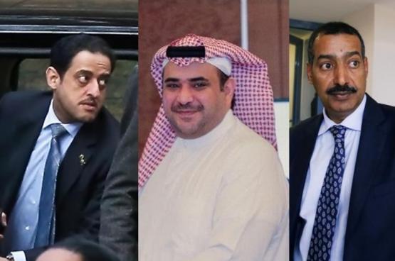 الخزانة الأمريكية تفرض عقوبات على 17 سعوديا بينهم القحطاني
