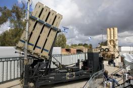 سلاح الجو الإسرائيلي يختبر منظومات الدفاع الجوي