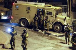 الاحتلال يعتقل 5 أسرى محررين خلال مداهمات الضفة