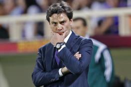 نادي ميلان الإيطالي يقيل مدربه مونتيلا
