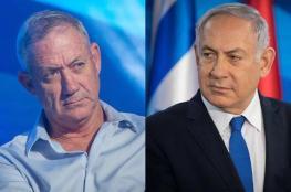 غانتس: نتنياهو يفتقر لموقف سياسي أدى إلى التصعيد بغزة