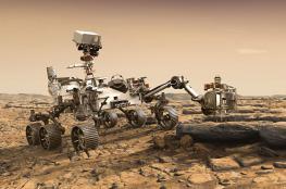 """""""ناسا"""" تطلق أول مركبة فضاء للتنقيب في أعماق المريخ"""