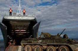 روسيا تطور شاحنة قتالية ليزرية جديدة