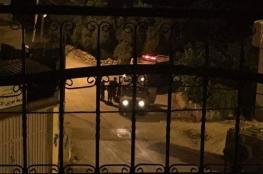 مستوطنون يهاجمون بالزجاجات الحارقة منزلين في بورين وإصابات