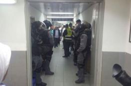 الاحتلال يقتحم مستشفى الخليل الحكومي