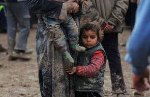 أكثر من 415 ألف نازح فروا من الموصل منذ بداية الحملة العسكرية