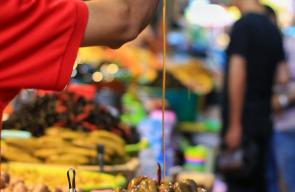 أسواق مدينة غزة خلال شهر رمضان المبارك