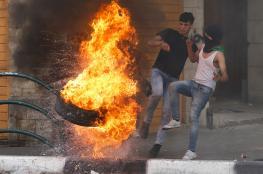 إصابة 3 مواطنين بالرصاص بمواجهات في الخليل
