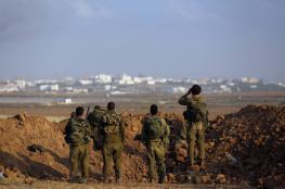 إصابة ضابط إسرائيلي بجراح خطيرة على حدود غزة.. وقيادة العدو تجتمع