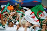 28 طائرة لنقل مشجعي الجزائر إلى القاهرة