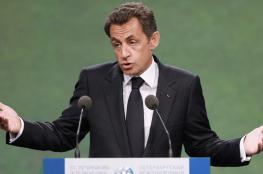 الشرطة الفرنسية تحتجز الرئيس الأسبق نيكولا ساركوزي للتحقيق في تمويل القذافي