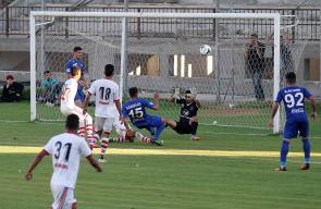 فوز شباب خانيونس على هلال القدس في ذهاب نهائي كأس فلسطين