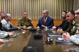 معاريف تكشف: في تلك الليلة قرر نتنياهو بدء عملية عسكرية على قطاع غزة