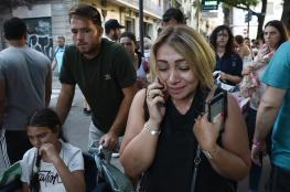 محدث .. 13 قتيلا إثر عملية دهس وسط برشلونة