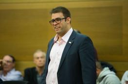 بعد شتمه للأردن .. عضو كنيست اسرائيلي: على قيادة اسرائيل ان تكون ذكية كالكاميرات