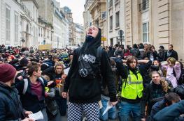 """احتجاجات """"السترات الصفراء"""" تمتد إلى فنلندا"""