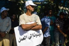 العمصي: البطالة في صفوف عمال غزة تحدٍ كبير أمام برامج القوائم المترشحة للتشريعي