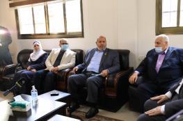 """""""القدس موعدنا"""" تهنئ لجنة الانتخابات بغزة بحلول شهر رمضان"""