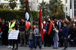 ليبيا.. مظاهرات بطرابلس ومصراتة تنديدا بعدوان حفتر