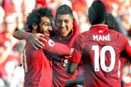 ليفربول يفوز على توتنهام ويتربع على عرش الدوري