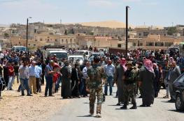لبنان يعلن عودة 1230 لاجئا سوريا إلى بلادهم