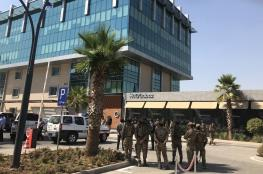 أول صور من مكان مقتل نائب القنصل التركي في أربيل بكردستان العراق