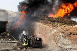 عشرات الضحايا وقصف مشفى بريف إدلب