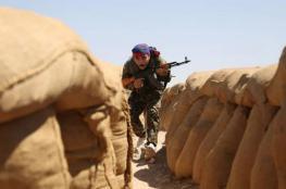 """اشتباكات بين تنظيم الدولة و""""سوريا الديمقراطية"""" في مطار الطبقة بالرقة"""