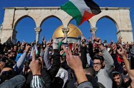 """""""لبيك يا أقصى"""".. حماس تعلن النفير العام للذود عن القدس والمسجد الأقصى"""
