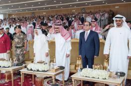"""قطر: قواتنا شاركت في تمرين """"درع الخليج"""" بالسعودية ورئيس أركان جيشنا حضر مراسم اختتامه"""