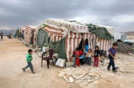 معاناة متواصلة لمئات اللاجئين الفلسطينيين في مخيمات اليونان