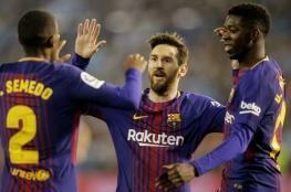 مفاجآت في تشكيلة برشلونة لمواجهة إشبيلية في السوبر الإسباني