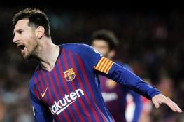 برشلونة يقترب من التتويج بالليغا بعد فوزه على أتلتيكو  بثنائية