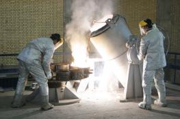 طهران تهدد بالعودة إلى تخصيب اليورانيوم