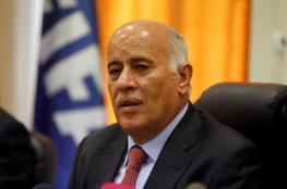 """الاحتلال يرفض التحقيق مع """"الرجوب"""" بتهمة التحريض على القتل"""