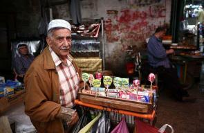 أسواق مدينة نابلس