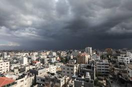 طقس فلسطين اليوم السبت وفرص سقوط الأمطار