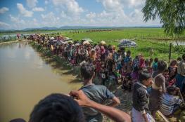 الأمم المتحدة: ارتفاع أعداد اللاجئين الروهنغيا في بنغلاديش إلى 582 ألفا