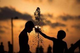 الطقس: موجة حارة وجافة تضرب فلسطين حتى الثلاثاء والأرصاد تحذر
