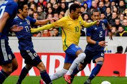نيمار يثير مخاوف السيليساو البرازيلي قبل كأس العالم
