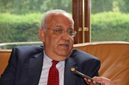 صائب عريقات: إعلان خطة نتنياهو فريدمان قبل الانتخابات يعني ضوء أخضر لنتنياهو