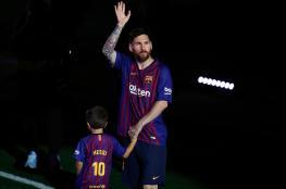 ميسي يفجر مفاجأة حول استمراره في برشلونة