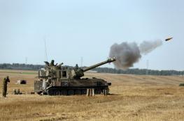 مدفعية الاحتلال تستهدف مرصدا للمقاومة شرق بيت حانون